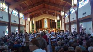 Review: Standing-room only for Brandenburg Fest