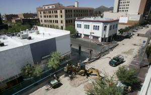 Photos: Downtown Streetcar Construction