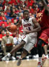 Arizona basketball senior Solomon Hill