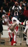 1997 Insight.com Bowl UA 20, New Mexico 14