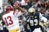 Sun Bowl: Georgia Tech 21, USC 7: USC's rhythm missing
