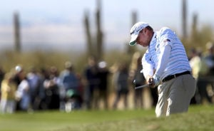 Patrick Finley: Stricker's fist-bump luck runs out