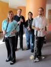 Clarinet Quartet to perform Tuesday