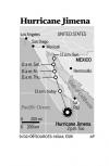 Jimena weakens little; Baja has shelters for 29,000