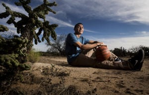Photos: Basketball star Ruben Silvas