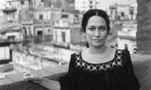 Reina María Rodríguez recibe Premio Pablo Neruda