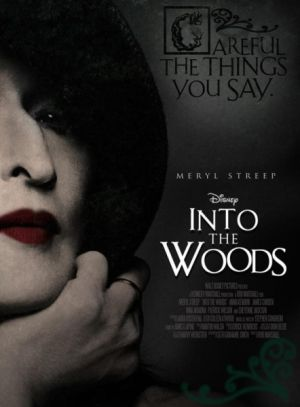 "Palomeando: ""La bruja Streep""  (Into the Woods)"