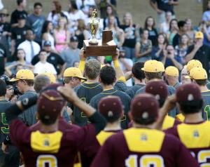 Photos: Nogales vs. Greenway Division II State Baseball Championship