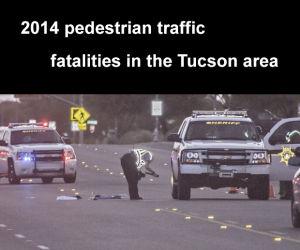 Timeline: 2014 Pedestrian Fatalities