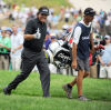 U.S. Open: Tired Mickelson on form