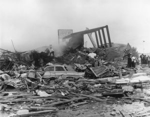 Photos: '63 Supreme Cleaners explosion