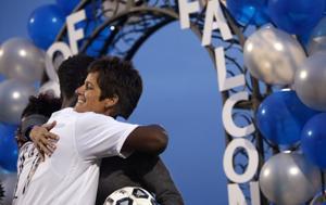 Photos: CFHS soccer coach Julie Walters final regular season game