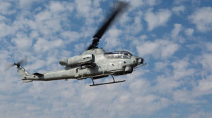 Helicopter test a first for Raytheon's wireless TOW