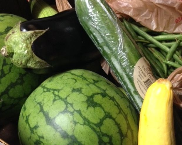 Get 60 pounds of produce for $10