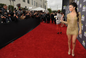 Photos: MTV Movie Awards red carpet