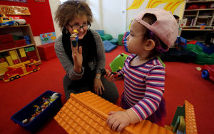 Photos: Parent-Tot class