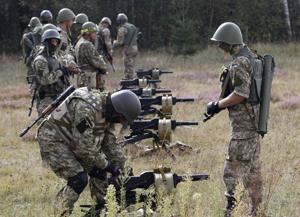 Gobierno de Ucrania y rebeldes canjean prisioneros