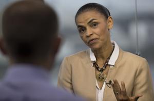 Marina Silva busca reformas desde abajo en Brasil