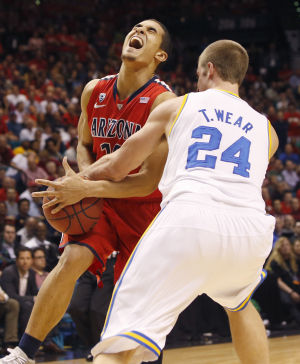 Photos: Pac-12 Tournament: Arizona vs. UCLA