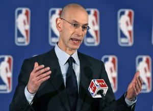 Comisionado: NBA, atenta a violencia doméstica