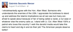 "Local congressional candidate says Obama is an ""Islamist"""
