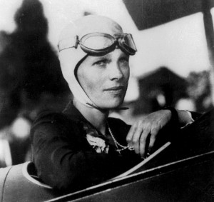Tales from the Morgue: Amelia Earhart is missing!