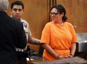 Photos: Gina Celaya released from prison