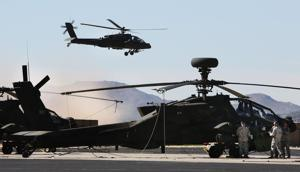 New hope for Ariz. Army Guard to keep its Apaches