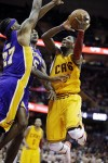 NBA: Lakers baffled after loss to Cavs