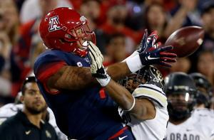 Arizona football: Patient receiver eyes bust-out year