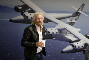 "Virgin Galactic spaceship reportedly ""lost"" during test flight"