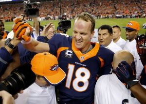 Manning not done with assault on record book