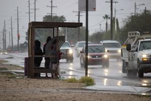 Tucson weather: Winter storms arrive