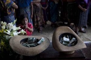 Selección de fotos de la AP en América Latina