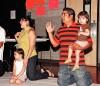 Celebran congreso de renovación carismática en escuela San Miguel
