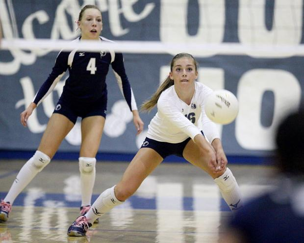 Season's first girls volleyball rankings released