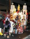 Desfile navideño en el centro de Tucsón