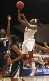 Stanford, Tennessee post lopsided wins