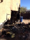 Tucson Fire crews quickly control house fire