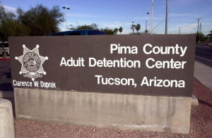 Groped jail inmate sues Pima County