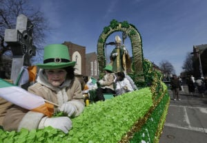St. Patrick's Day festivities around the U.S.