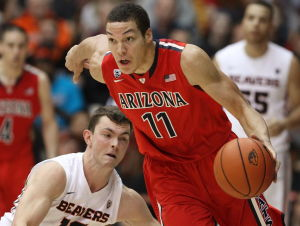 Pac-12 first-round hopeful : Aaron Gordon