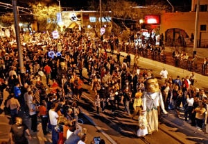Tucson's unique All Souls Procession tonight
