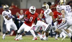 Arizona Wildcats football: Start time set for UA-Washington game