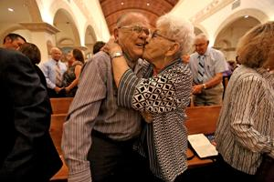Photos: Renewed marriage vows