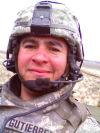 Staff Sgt. Benjamin Gutierrez