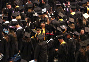 Photos: Pima Community College graduation