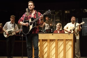 Tony-winning musical 'Once' stops in Tucson