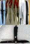 Knifes found