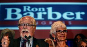 Photos: Arizona votes 2014